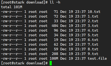 使用nginx打造个人下载站点